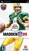 PSP Madden NFL 09 勁爆美式足球 09(美版代購)