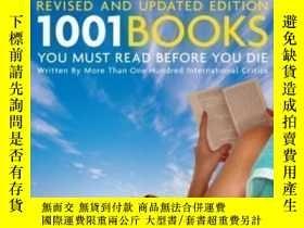 二手書博民逛書店1001罕見Books You Must Read Before You Die-1001本你死前必須讀的書Y