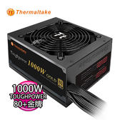Thermaltake 曜越 Toughpower 1000W 金牌認證(半模組) TPD-1000MPCGTW