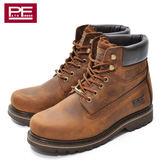 JERRY衣學院【XPF0006】PathFinder 經典工作瘋馬咖靴(咖啡色)真固特異工作靴  現貨