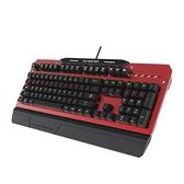 B.Friend MK3 RB MAGMA 火焰紅 有線 背光 機械式 電競 鍵盤
