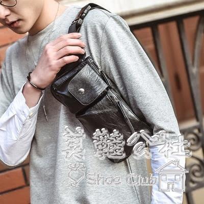 韓版男手機多功能運動單肩潮流時尚斜挎背包 Sq3059 『美鞋公社』