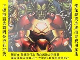 二手書博民逛書店Avengers:罕見The Initiative, Vol. 3: Secret InvasionY1211