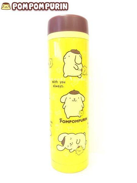 日本限定 三麗鷗 布丁狗 不銹鋼 保溫杯 480ml