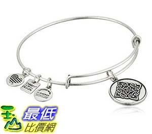[美國直購] Alex and Ani Charity By Design Celtic Knot Bangle Bracelet 手鐲