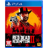 [哈GAME族]免運費●賠錢下殺最後一片●PS4 碧血狂殺2 亞版 中文版 Red Dead Redemption 2 R星團隊新作