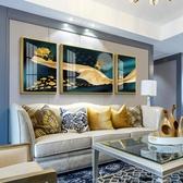 客廳裝飾畫沙發背景墻畫客廳掛畫 壁畫玻璃畫沙發後面的掛畫 大氣MBS「時尚彩紅屋」