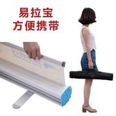鋁合金易拉寶X展架海報制作廣告設計定制落地式伸縮折疊展示支架