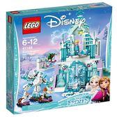 樂高積木LEGO《 LT41148 》迪士尼公主系列 - Elsa's Magical Ice Palace╭★ JOYBUS玩具百貨