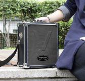 插卡音箱大功率廣場舞音響U盤便攜式收音機k歌播放器喇叭igo   蜜拉貝爾