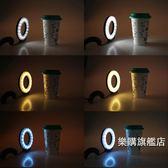 降價優惠兩天-補光燈LED燈環形微距口腔芽齒首飾閃光燈攝影燈單反RF-600Dwy