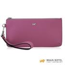 【BRAUN BUFFEL】美莉莎-III系列萬用包 -粉紫 BF651-700-BO