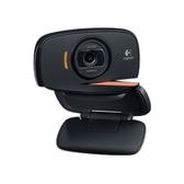 【免運費】羅技 C525 HD 網路攝影機 / 摺疊攜帶式設計 / 內建抗噪式麥克風