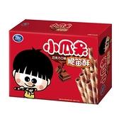 可口小瓜呆脆笛酥量販包-巧克力210g【愛買】
