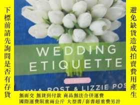 二手書博民逛書店Emily罕見Post's Wedding EtiquetteY