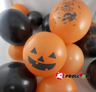 【大倫氣球】萬聖節歡樂氣球 Halloween Party Balloons 16入裝 派對包 佈置 台灣製造 安全玩具