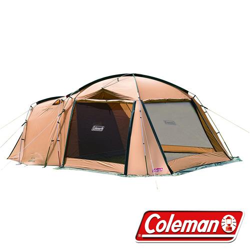 Coleman CM-31571 TOUGH SCREEN 2-ROOM 帳篷  公司貨