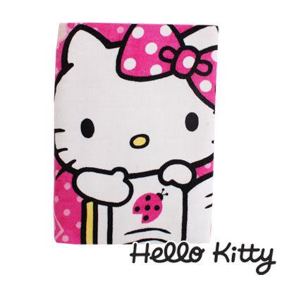 Sanrio三麗鷗Hello Kitty系列-凱蒂貓童話書大浴巾