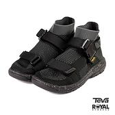 Teva 新竹皇家 Hurrcane Spck 黑色 織布 休閒 涼鞋 男款 NO.B0501