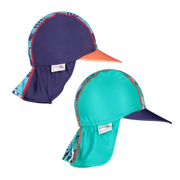 英國 Close Pop-in 防曬遮頸帽(蜂鳥/魟魚)6個月~4歲+