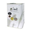【歐勒夫Oilove】特級冷壓初榨橄欖油(3L/桶)_產自百年橄欖樹