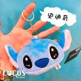 正版 迪士尼 星際寶貝 史迪奇 大臉娃娃鑰匙圈 掛飾玩偶 吊飾 COCOS LL046
