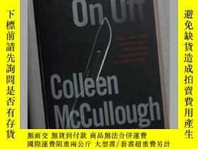 二手書博民逛書店英文原版罕見On, Off by Colleen McCullo