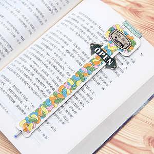 【歐士 OSHI】指標書籤筆 Jelly Bean