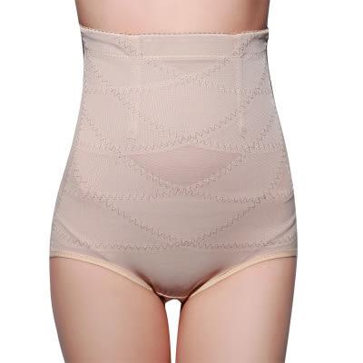 高腰束褲夏季透氣產後收腹無痕收胃提臀內褲女大碼束身褲薄款   - 1167100101