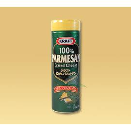 【美佐子MISAKO】進口食材系列-Kraft Parmesan Grated Cheese 帕瑪森起司粉 80g
