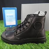 【iSport愛運動】Palladium PAMPA HI ZIP C 高統靴 正品 75984010 男女款 黑