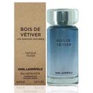 Karl Lagerfeld Bois De Vetiver 紳藍時尚淡香水 100ml Tester 包裝