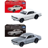 【 TOMICA 火柴盒小汽車 】TP034 日產SKYLINE GT-R KPGC10 一般色+初回色 / JOYBUS玩具百貨