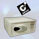 速霸超級商城㊣CAMVID保險箱(DX-20OP)-高貴黑