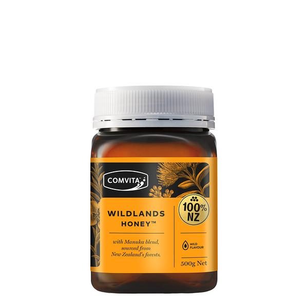 Comvita康維他 麥蘆卡野地蜂蜜500g