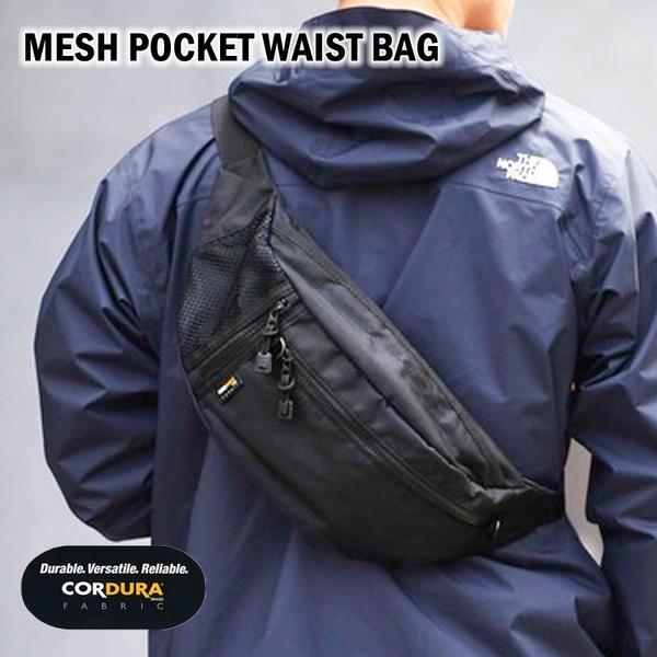 現貨免運【Avant】日本機能包 腰包 胸包 斜背包 CORDURA耐磨 7個口袋 側背包 單肩後背 1107004