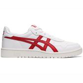 Asics JAPAN S [1192A148-100] 女鞋 運動 休閒 輕量 時尚 日本 復古 籃球 亞瑟士 白紅