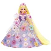 《 LICCA莉卡娃娃 》花朵公主美優 / JOYBUS玩具百貨
