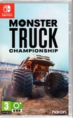 【玩樂小熊】現貨中 Switch遊戲 NS 怪獸卡車錦標賽 Monster Truck Championship 中文版