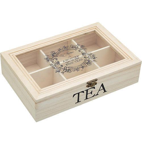 《KitchenCraft》古典茶包收納盒
