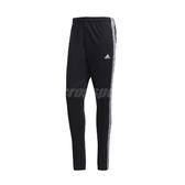 adidas 長褲 3 Stripes Pants 黑 白 男款 運動 訓練 【PUMP306】 FM5353