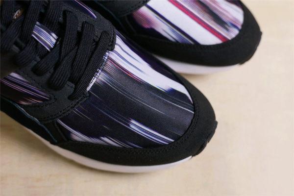 PUMA 女ARIL FAST GRAPHIC 黑皮標條紋 慢跑鞋 休閒  (布魯克林) 35927801