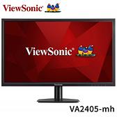 ViewSonic 優派 VA2405-mh 24型 1080P VA 液晶 螢幕 顯示器
