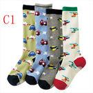 (4雙一組) 腳長 (15~19cm) 兒童高筒襪 有防滑點膠 橘魔法 Baby magic 現貨  童裝