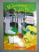 【書寶二手書T8/語言學習_ISR】A Midsummer Night s Dream_William Shakespe