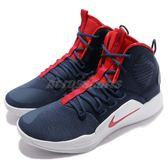 Nike 籃球鞋 Hyperdunk X EP XDR 藍 紅 USA 美國隊 高筒 耐磨大底 男鞋 運動鞋【PUMP306】 AO7890-400