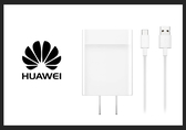 HUAWEI 華為 原廠9V快充旅行充電器+Type-C傳輸充電線組 (公司貨-新款盒裝)