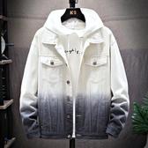 外套男 男士韓版牛仔外套潮流加絨加厚冬裝ins夾克上衣服【快速出貨】
