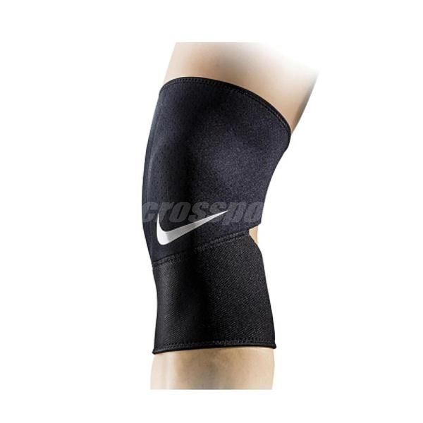 Nike 護膝套 Closed Patella Knee Sleeve AP 男女款 膝蓋護套 護具 籃球 跑步 運動 訓練 黑【ACS】 NMS56-010