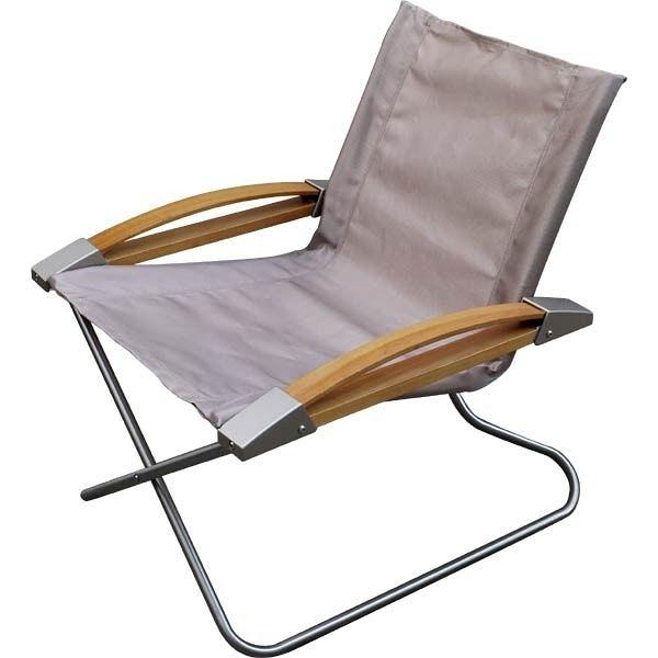 Uniflame Wood Deck Chair 680872 休閒椅|居家|戶外|折疊椅|露營用品